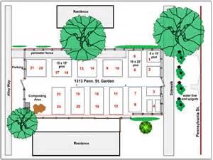 Community Garden Layout 187 Common Ground Gardens In East East Neighborhood Association