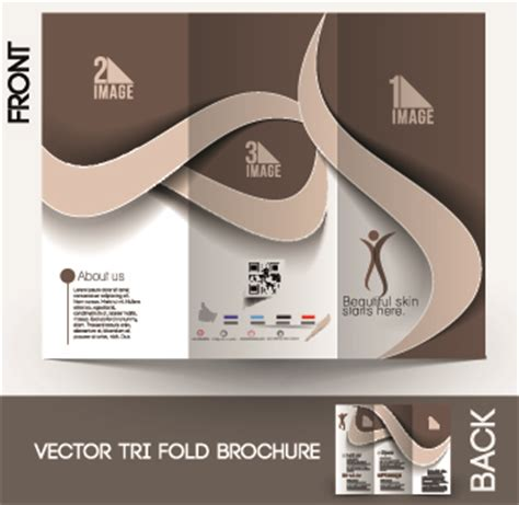 commonly business brochure cover design vector 01 free business flyer and cover brochure design vector 01