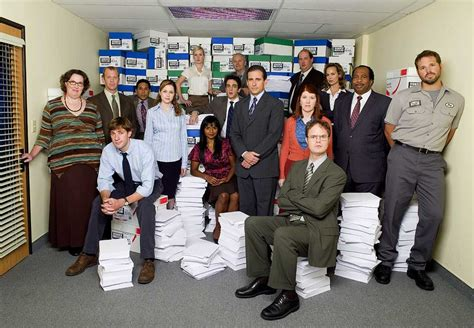 The Office Retrospective by Take Two 174 The Dunder Mifflin Office Closes Shop Show