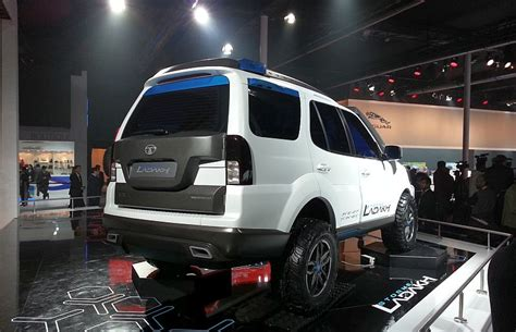 the all new tata safari 2015 the best 4x4 suv for indian 2014 indian auto expo tata sumo xtreme and safari storme