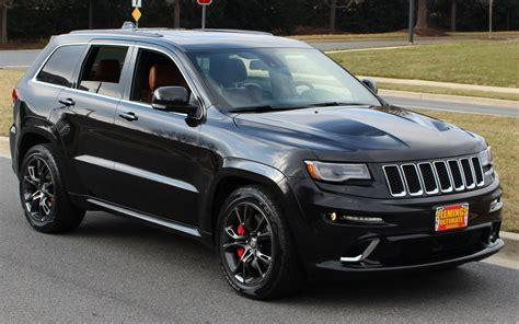 jeep grand for sale 2014 2014 jeep grand srt 8 for sale 76692 mcg