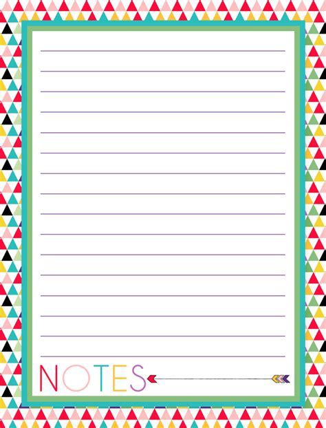 printable notes page i should be mopping the floor free printable notes pages