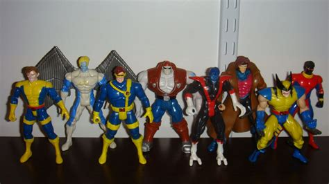 figure 90s xmen figures from the 90s school stuff