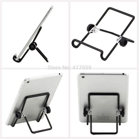 1pc 2016 new high quality180 degree adjustable foldable tablet pc stand holder for 7 inch tablet