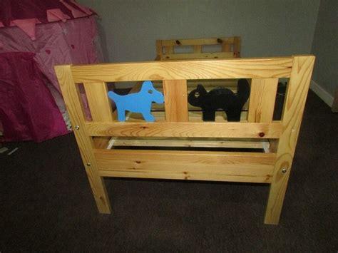 ikea animal toddler bed frame  stirling gumtree
