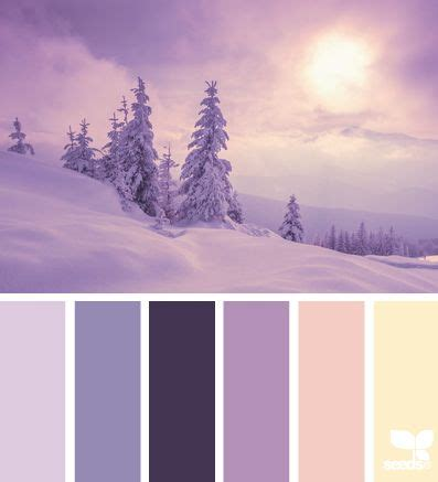 winter color schemes best 25 winter colors ideas on winter color