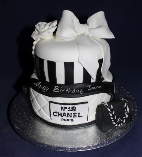 Happy 50th Birthday Chanel Shoes by Gardners Bakery Birthday Cakes Northton