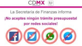 secretaria de finanzas de la cdmx secretar 237 a de finanzas de la cdmx