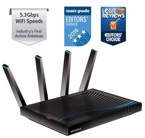 Netgear R8500 Ac5300 Nighthawk X8 Tri Band Wifi Router Qu 30167 Wd netgear r8500 100uks nighthawk x8 ac5300 1000 2166