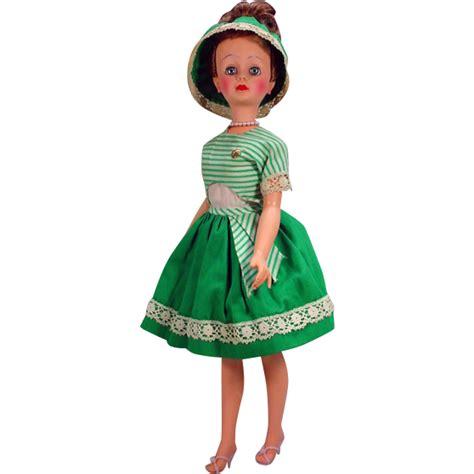 fashion doll 1962 ideal jackie fashion doll with original