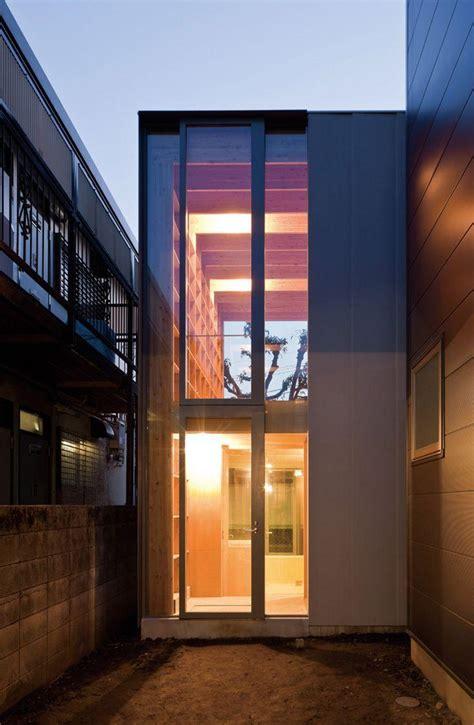 Tiny House Design by 50 Fachadas De Casas Estreitas Inspiradoras