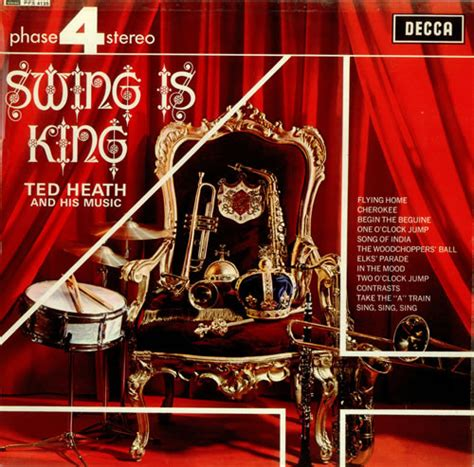 swing by king ted heath and his music swing is king vinyl lp album