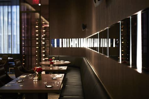 the back room foodie friday new high end nyc restaurant at new park hyatt hotel travelupdate