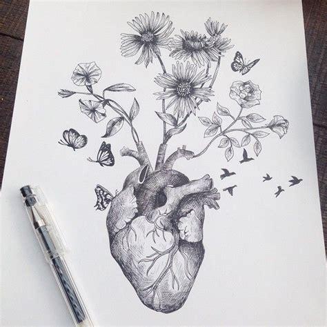 tattoo pen close up habitat heart 169 alfred basha quot work quot pinterest