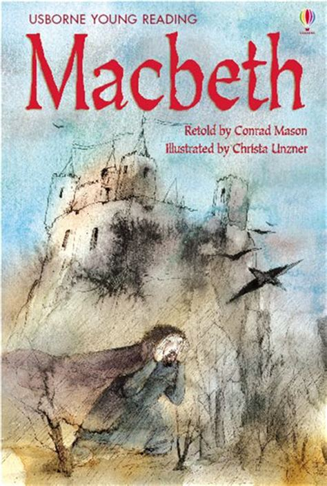 macbeth picture book macbeth at usborne children s books