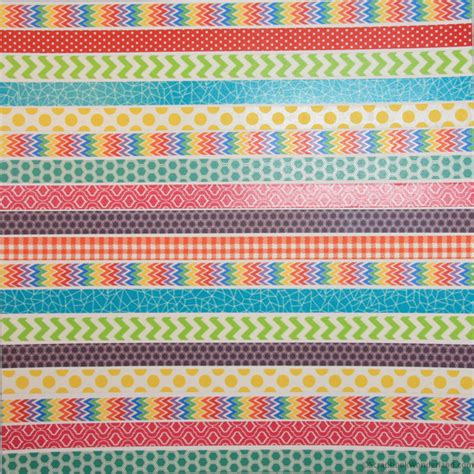 pattern making tape washi tape background and patterned paper