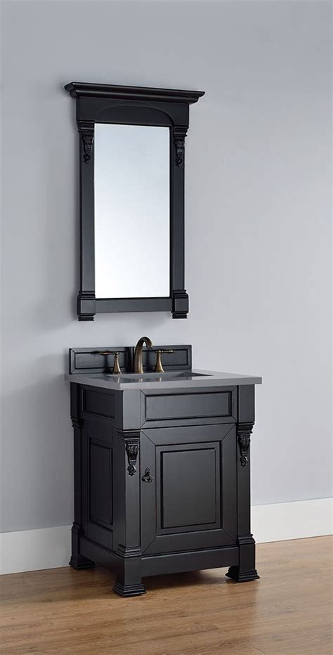 26 Inch Bathroom Vanities by Martin Brookfield Single 26 Inch Transitional