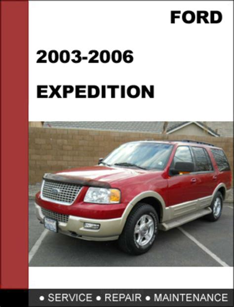ford expedition    factory workshop service repair manual