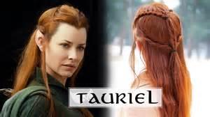 the hobbit hair tutorial tauriel