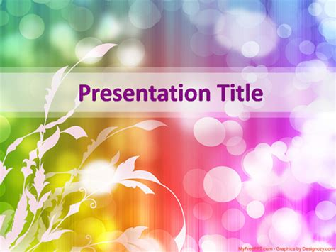 abstract powerpoint templates free powerpoint template abstract images powerpoint template