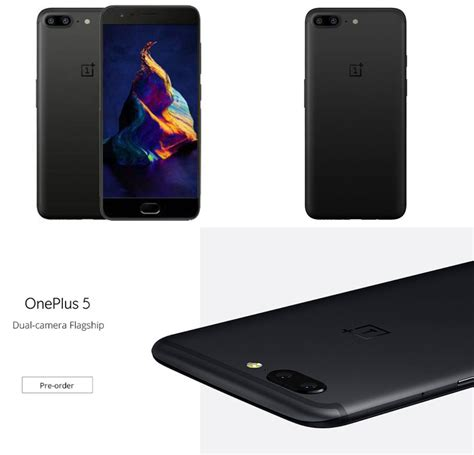 Oneplus 5 Giveaway - oneplus 5 now available for pre order over at oppomart androidheadlines com