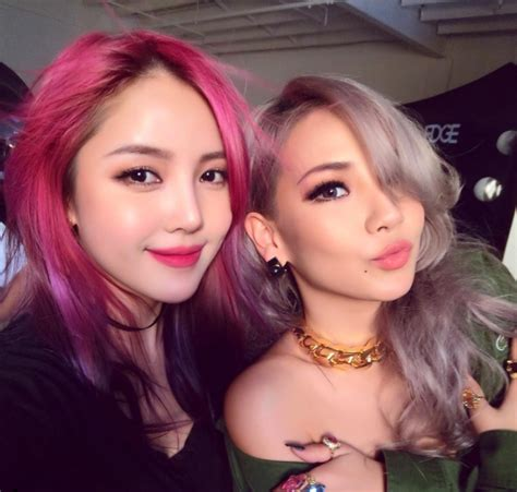 Wardrobe Ideas by Cl Snaps A Photo With Famous Makeup Artist Pony Soompi