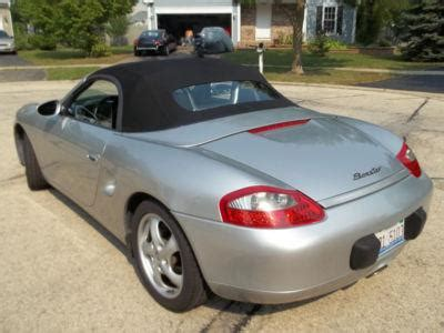 Porsche Boxster Convertible By Owner In Il Under 10000