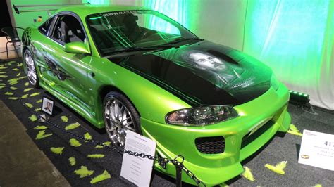 this nissan eclipse was built as a tribute to paul walker