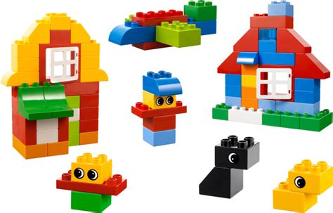 Bricker   Part LEGO   90265 Duplo Door / Window with Four (same size) Panes Square Corners