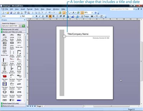 adding decorative elements to diagrams microsoft office