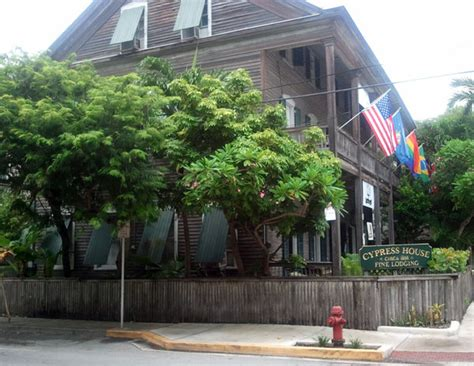 cypress house key west review cypress house b b in key west florida quirky travel guy