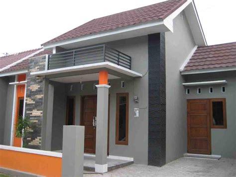kumpulan desain warna cat luar rumah minimalis