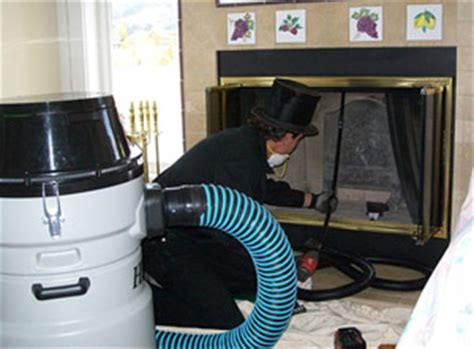 Fireplace Cleaning Services by Our Chimney Cleaning Services