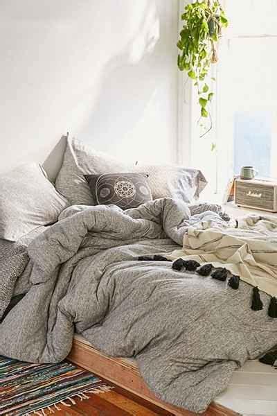 jersey comforter king 4040 locust spacedye jersey comforter urban outfitters
