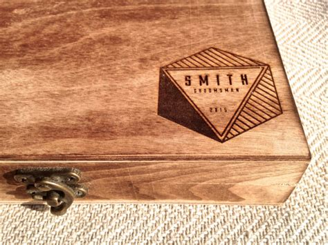 engraved groomsmen gifts groomsmen gift box personalized cigar box engraved