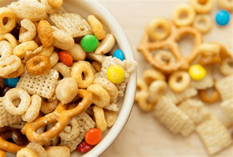 recipes with cereal what can you make with cheerios