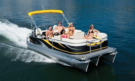 boat rental with grill corporate tailgate boat rental in chicago il groupon