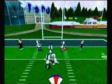 play backyard football let s play backyard football part 2 youtube