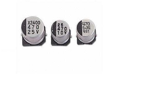 how to read smd electrolytic capacitor values understanding smd electrolytic capacitor coding electronics repair and technology news