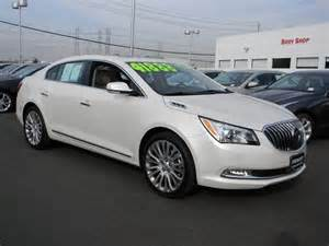 2014 Buick Lacrosse White 2014 Buick Lacrosse Premium Ii Is A White 2014 Buick