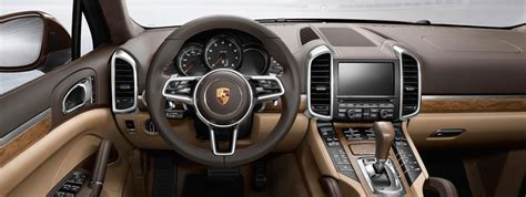 porsche cayenne interior 2016 porsche cayenne interior offers prime luxury features