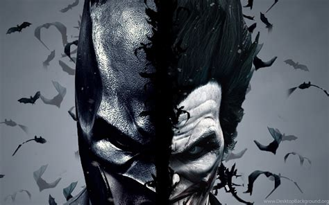 batman  joker dual screen ipad   wallpapers desktop background