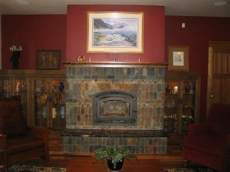 Rookwood Fireplace by Slate Fireplace In The Style Of Rookwood Pottery
