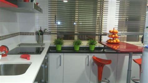 Diseno De Cortinas De Cocina #7: Cocina-moderna-peque%C3%B1a.jpg