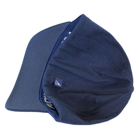 kangol logo wool flexfit fitted baseball cap fitted