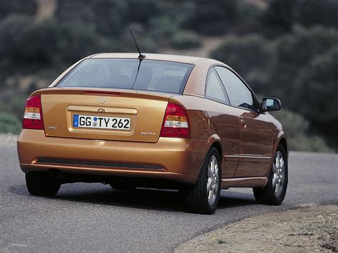 opel astra coupe specs 2000 2001 2002 2003 2004