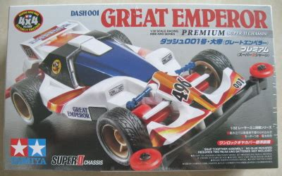 Dash 001 Great Emperor Philipine vellrip tamiya mini 4wd dash 001 great emperor premium