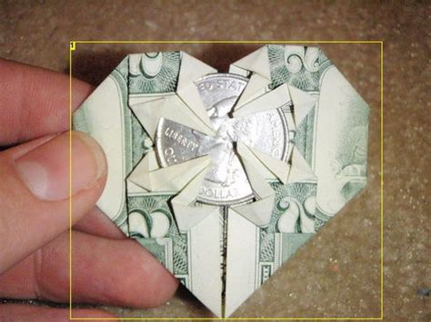 How To Make Dollar Bill Origami - the world s catalog of ideas