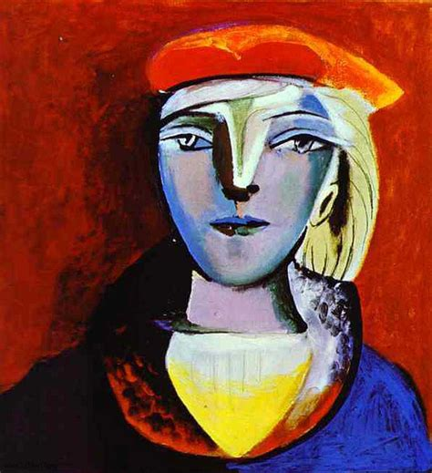 picasso portraits blonde sunny and bright the genealogy of style