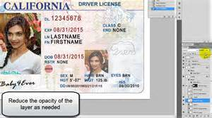 novelty id template best photos of id template driver